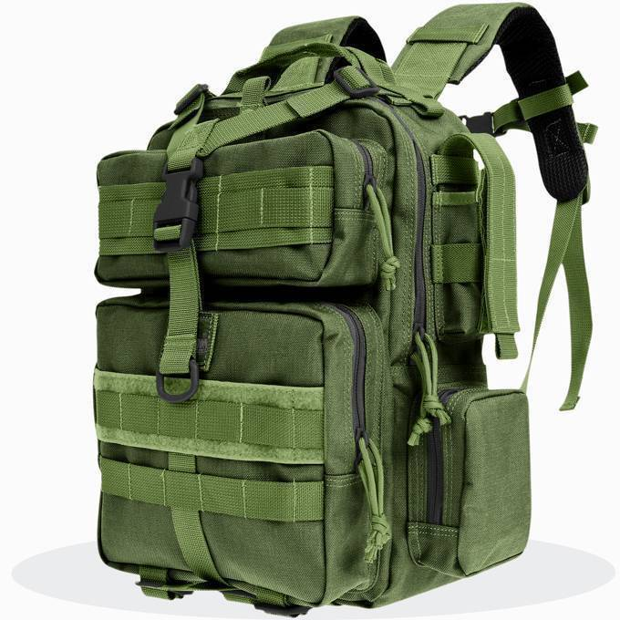 Тактический рюкзак Maxpedition Typhoon Backpack OD Green