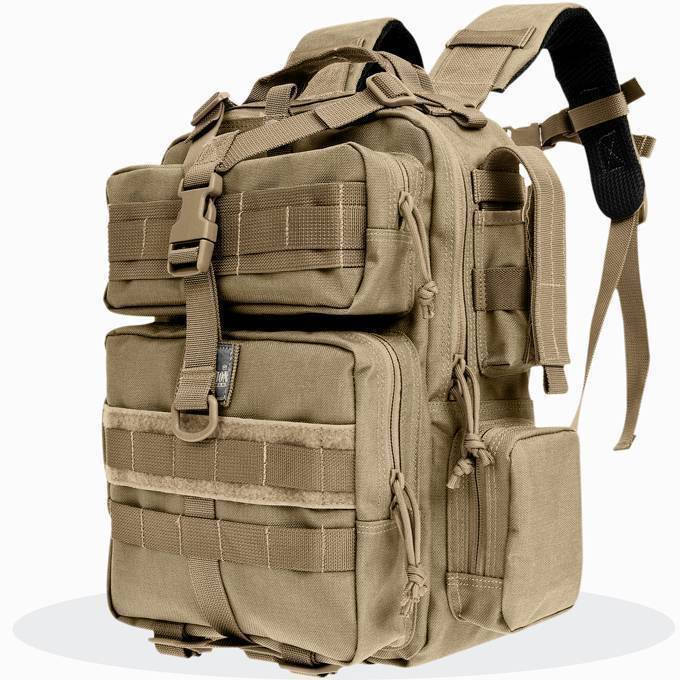 Тактический рюкзак Maxpedition Typhoon Backpack Khaki