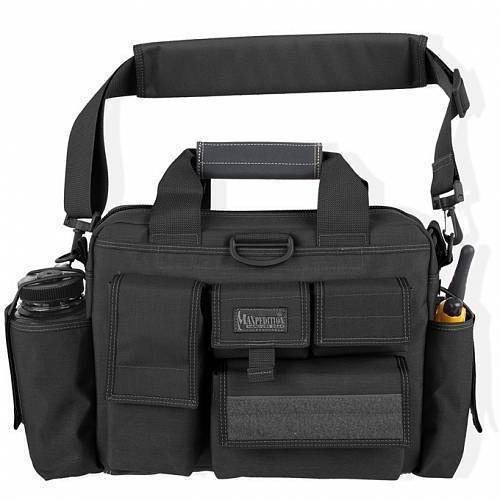 Тактическая сумка Maxpedition Last Resort Tactical Attache Black