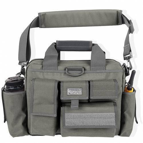 Тактическая сумка Maxpedition Last Resort Tactical Attache Foliage Green