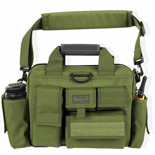 Тактическая сумка Maxpedition Last Resort Tactical Attache Green