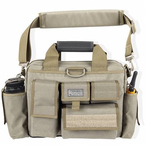 Тактическая сумка Maxpedition Last Resort Tactical Attache Khaki