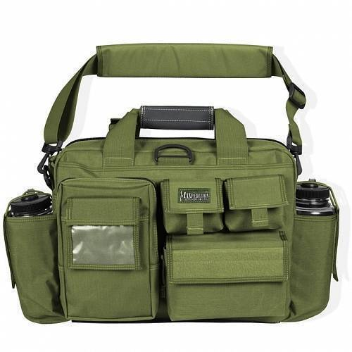 Тактическая сумка Maxpedition Operator Tactical Attache Green
