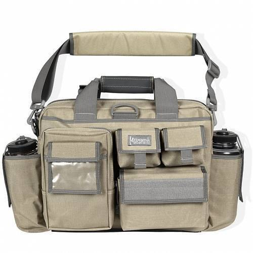 Тактическая сумка Maxpedition Operator Tactical Attache Khaki-Foliage
