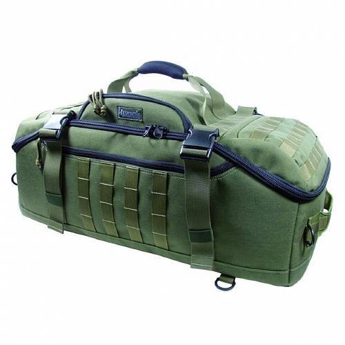 Дорожная сумка-рюкзак Maxpedition DOPPELDUFFEL Adventure Bag OD Green