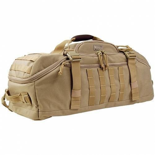 Дорожная сумка-рюкзак Maxpedition DOPPELDUFFEL Adventure Bag Khaki