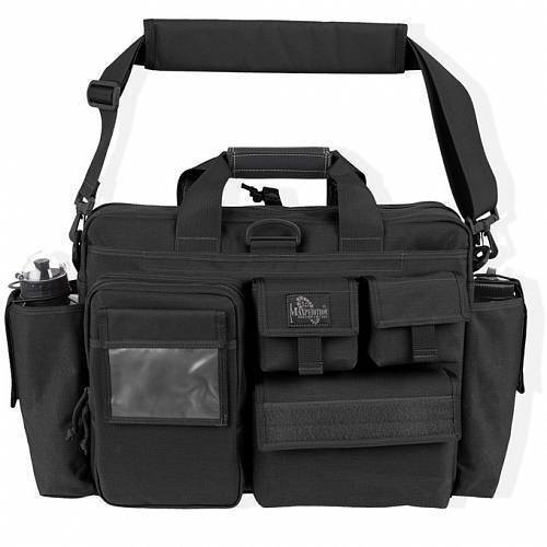 Тактическая сумка Maxpedition Aggressor Tactical Attache Black