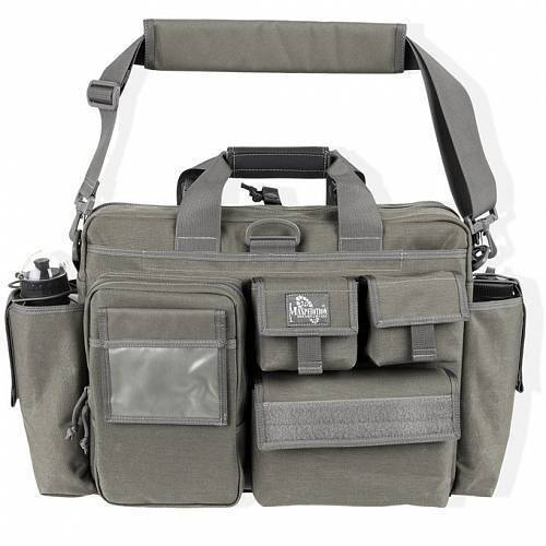 Тактическая сумка Maxpedition Aggressor Tactical Attache Foliage Green