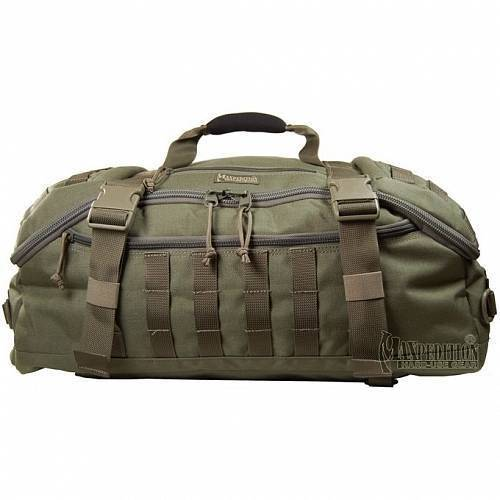 Дорожная сумка-рюкзак Maxpedition FliegerDuffel Adventure Bag Foliage Green