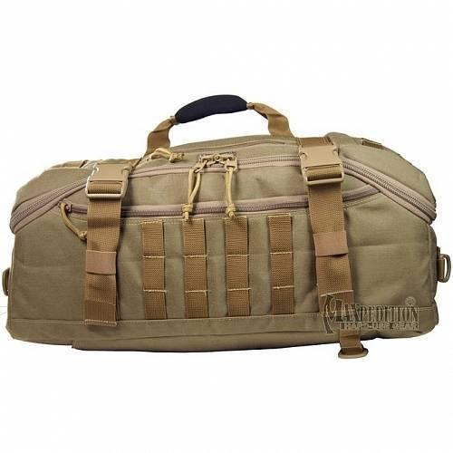 Дорожная сумка-рюкзак Maxpedition FliegerDuffel Adventure Bag Foliage Khaki