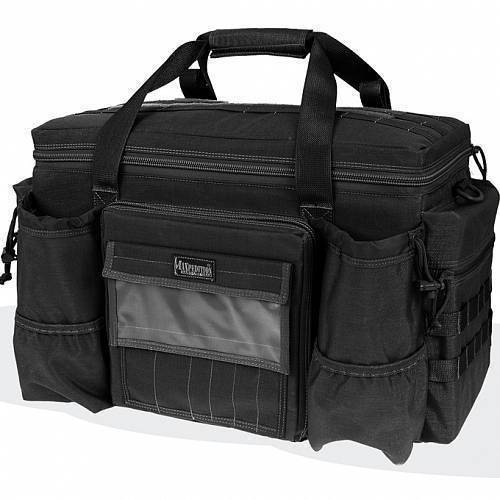 Тактическая сумка Maxpedition Centurion Patrol Bag Black