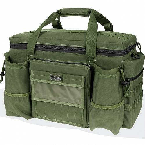 Тактическая сумка Maxpedition Centurion Patrol Bag Green