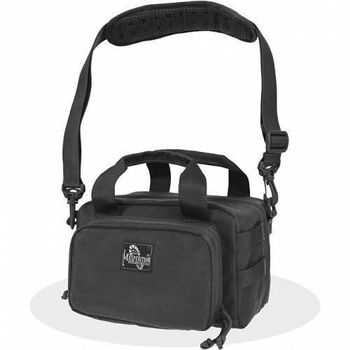 Тактическая сумка Maxpedition Jeroboam Gear Bag Black