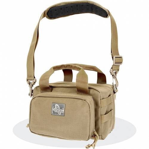 Тактическая сумка Maxpedition Jeroboam Gear Bag Khaki