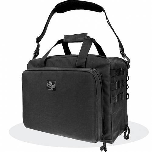Тактическая сумка Maxpedition Balthazar Gear Bag Black