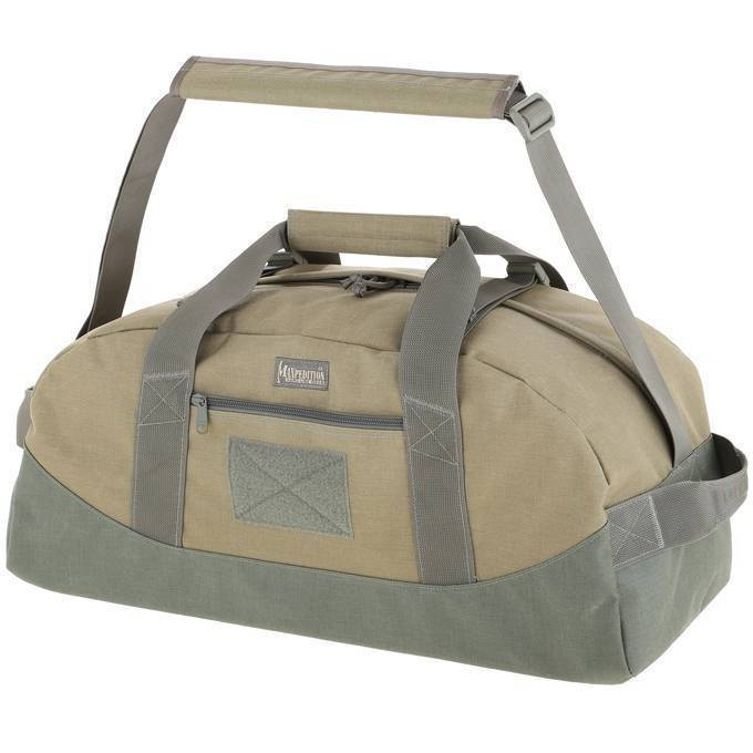 Дорожная сумка Maxpedition Baron Load-Out Duffel Bag Khaki-Foliage