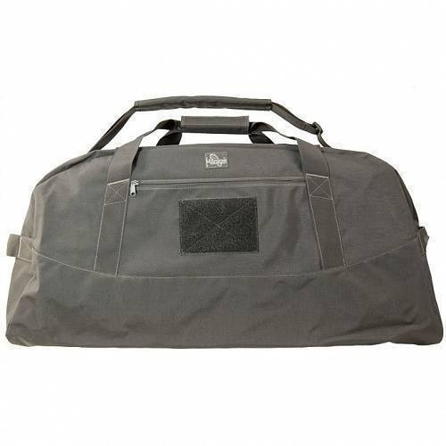 Дорожная сумка Maxpedition Sovereign Load-Out Duffel Bag Black