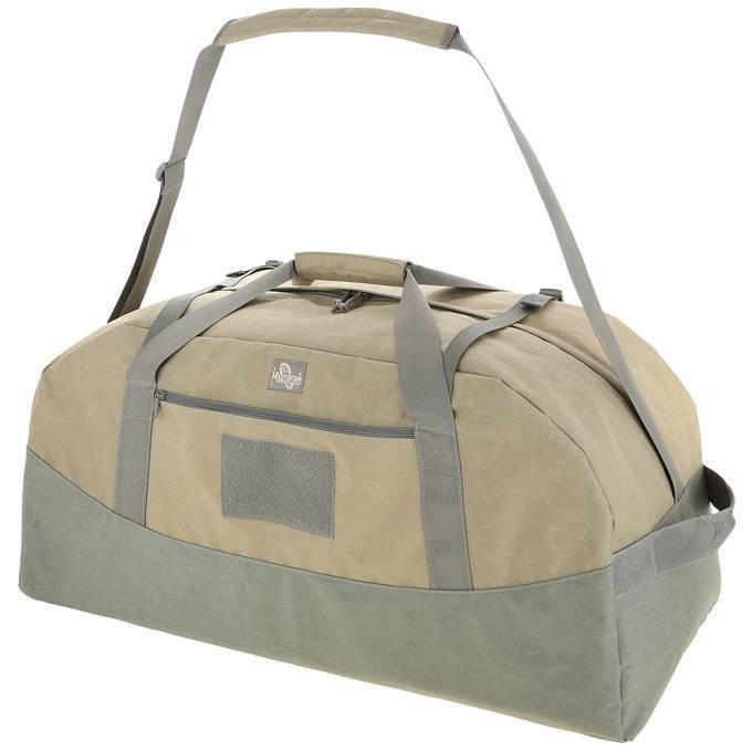Дорожная сумка Maxpedition Sovereign Load-Out Duffel Bag Khaki-Foliage