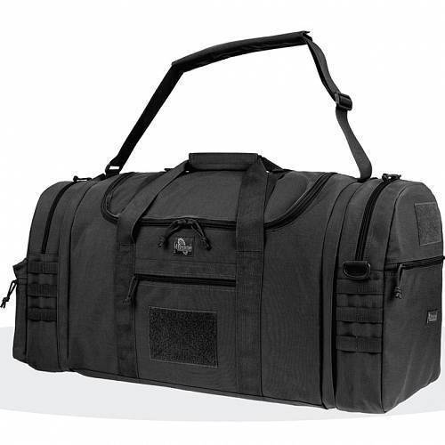Дорожная сумка Maxpedition 3-in-1 Load-Out Duffel Bag Black