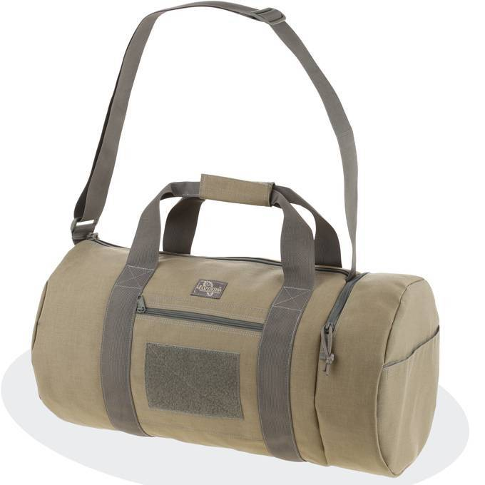 Дорожная сумка Maxpedition Growler Load-Out Duffel Khaki-Foliage 0655KF