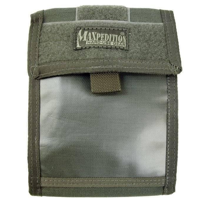 Нагрудный кошелек Maxpedition Traveler Deluxe OD Green