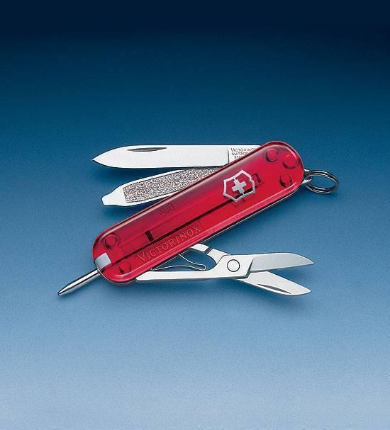 Карманный нож Victorinox Signature Ruby 0.6225.T