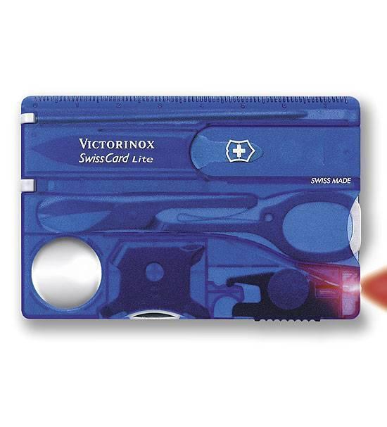 Швейцарская карточка Victorinox 0.7322.T2 Lite