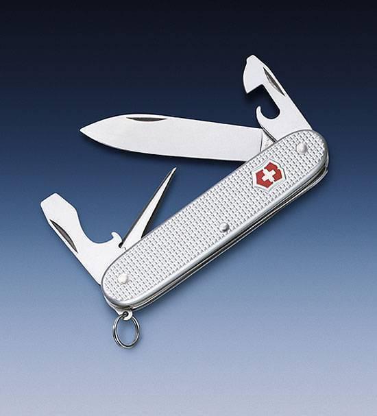 Многофункциональный нож Victorinox Pioneer Alox 0.8201.26
