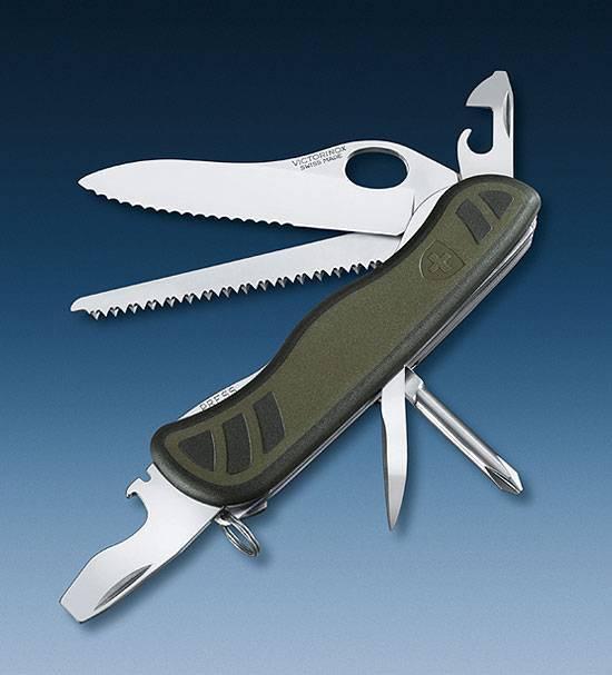 Многофункциональный нож Victorinox Soldier's Knife 0.8461.MWCH