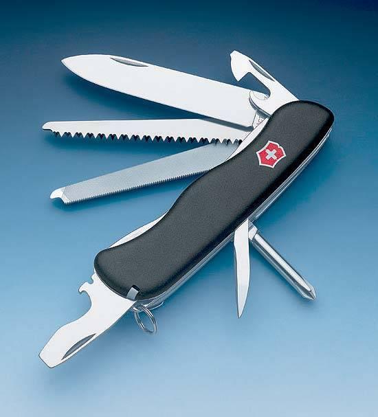 Многофункциональный нож Victorinox Locksmith 0.8493.3