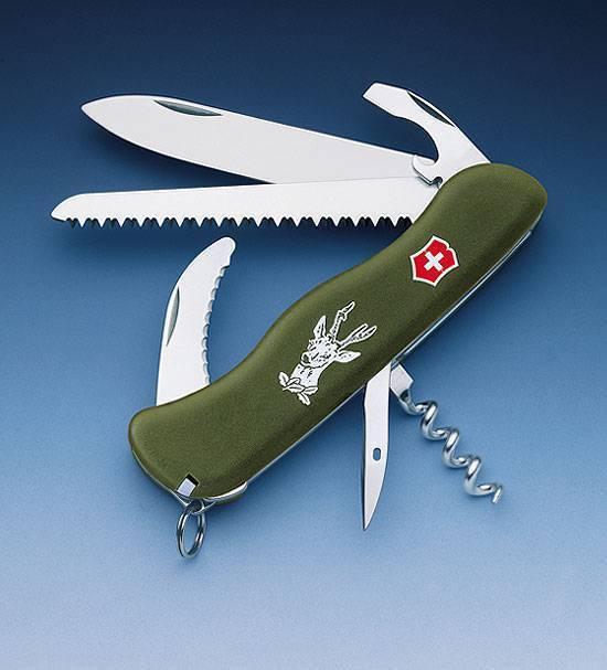 Многофункциональный нож Victorinox Hunter 0.8873.4