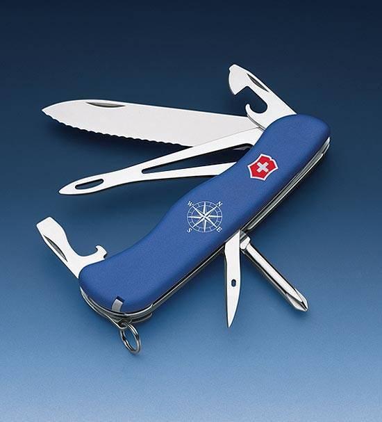 Многофункциональный нож Victorinox Helmsman 0.8993.2W