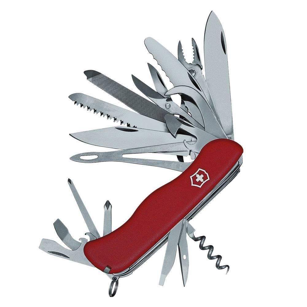 Многофункциональный нож Victorinox Work Champ XL 0.9064.XL