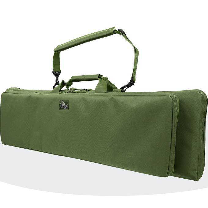 Чехол для оружия Maxpedition Sliver-II Gun Case OD Green