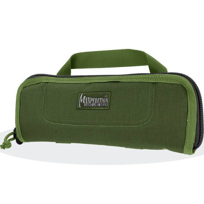 Сумка для ножа Maxpedition R-10 Razorshell OD Green