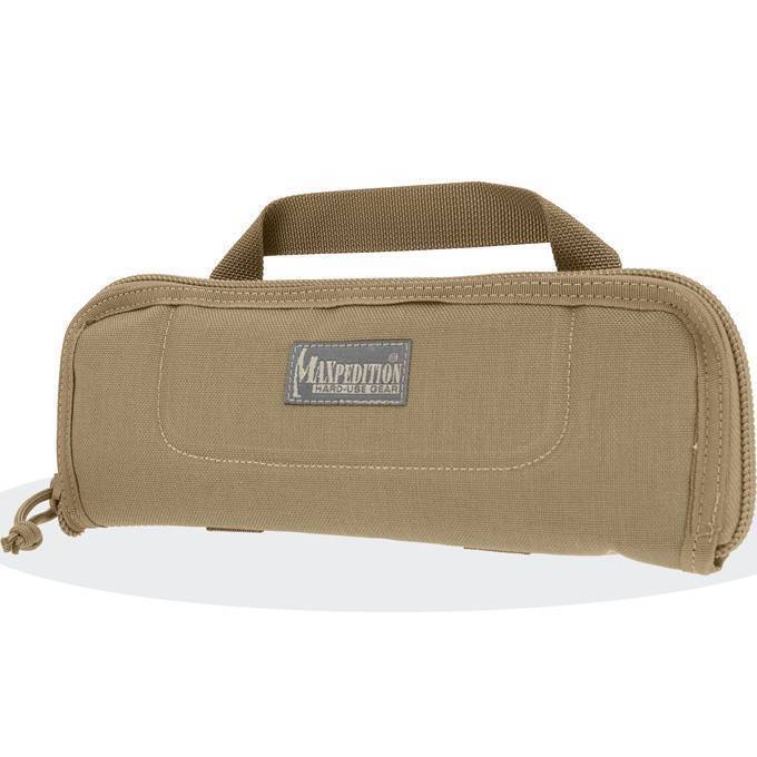 Сумка для ножа Maxpedition R-10 Razorshell Khaki