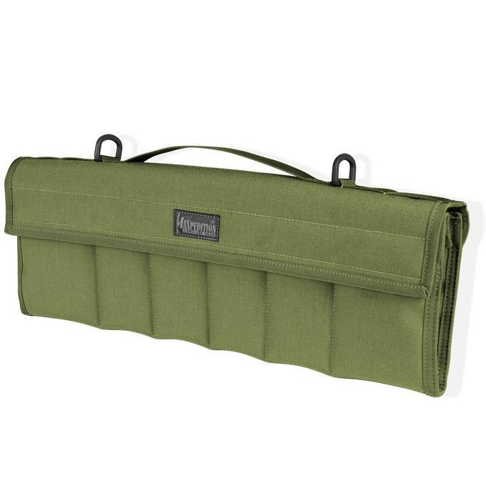 Сумка для ножей Maxpedition Dodecapod 12-Knife Carry Case OD Green