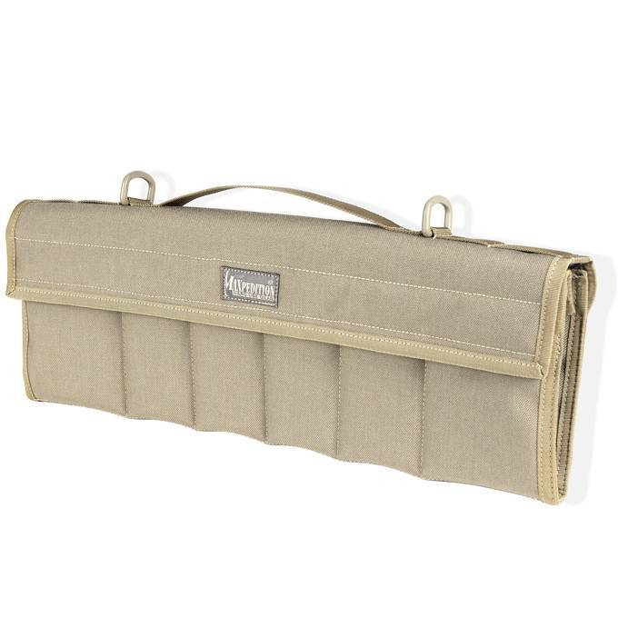 Сумка для ножей Maxpedition Dodecapod 12-Knife Carry Case Khaki