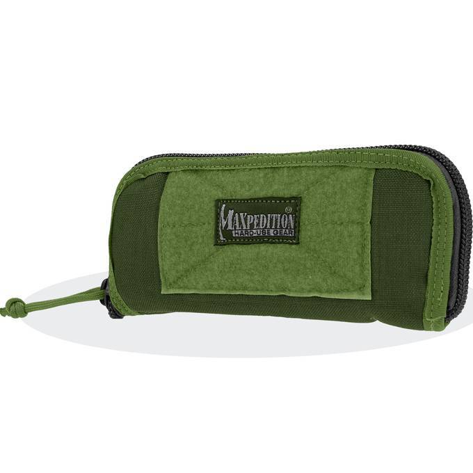 Сумка для ножей Maxpedition R-7 Tactical OD Green