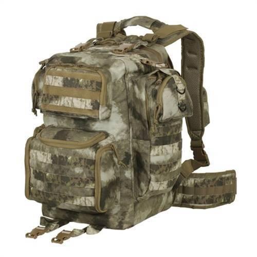 Тактический рюкзак Voodoo Tactical MATRIX Assault Pack A-TACS 15-9032_A-T