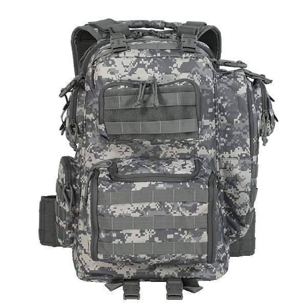 Тактический рюкзак Voodoo Tactical MATRIX Assault Pack ACU Digital Camo 15-9032_ACU