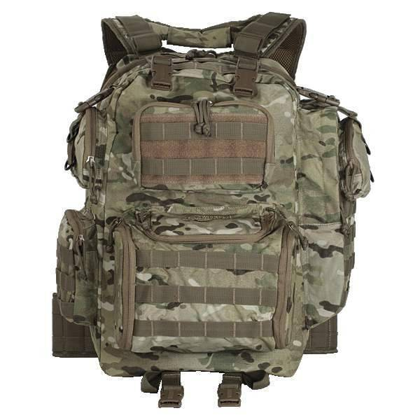 Тактический рюкзак Voodoo Tactical MATRIX Assault Pack Multicam 15-9032_MULT