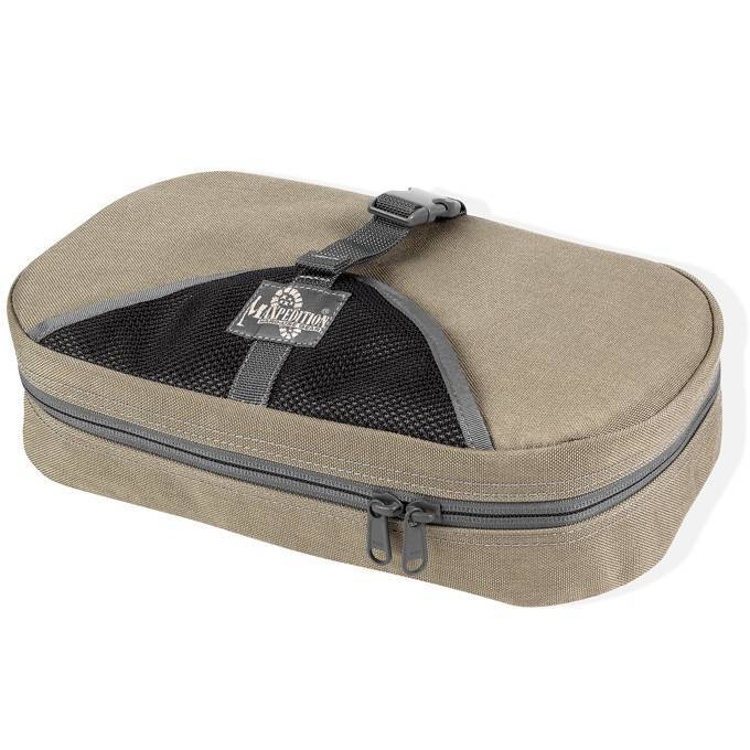 Подсумок Maxpedition Tactical Toiletry Bag Khaki-Foliage