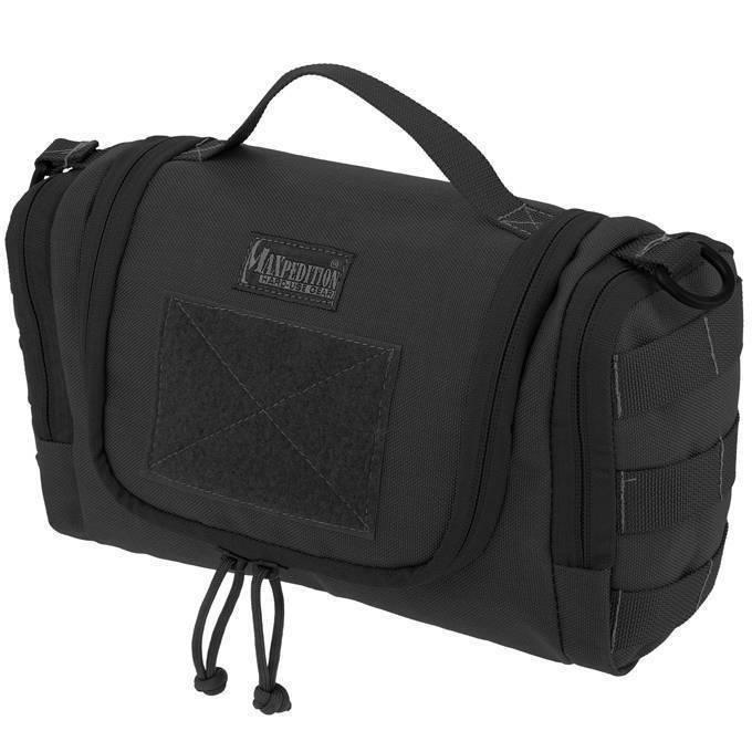 Сумка для туалетных принадлежностей Maxpedition Aftermath Compact Toiletries Bag Black
