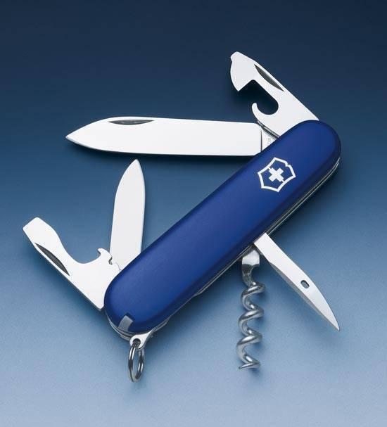 Складной нож Victorinox модель 1.3603.2 Spartan the standart type
