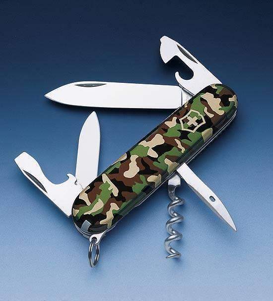 Многофункциональный нож Victorinox Comouflage 1.3603.94