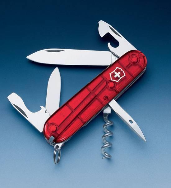 Многофункциональный нож Victorinox Spartan the standart type 1.3603.T