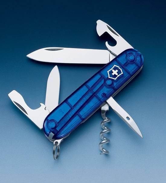 Многофункциональный нож Victorinox Spartan the standart type 1.3603.T2