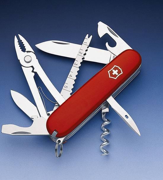 Многофункциональный нож Victorinox Angler 1.3653