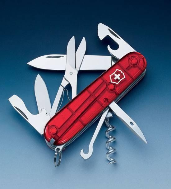 Многофункциональный нож Victorinox Climber 1.3703.T